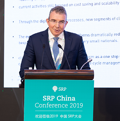 SRP China: European platforms eye China market
