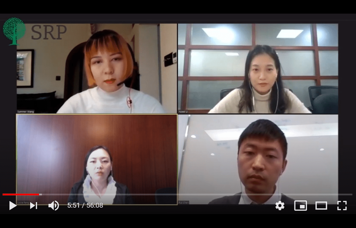Future of SPs in China
